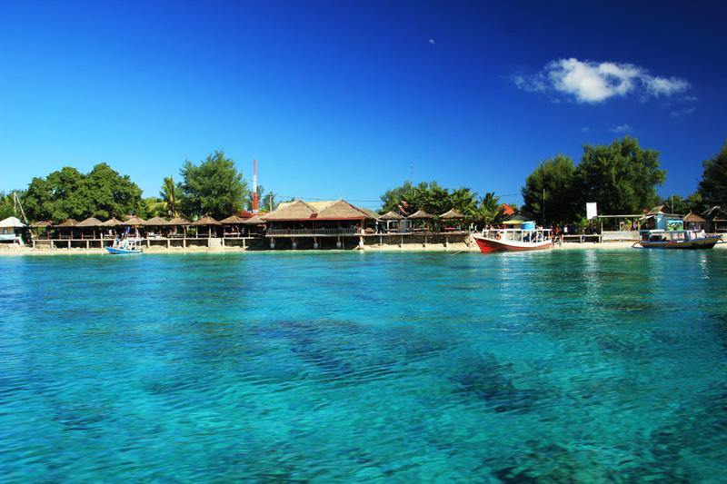 Lombok-Gili Trawangan