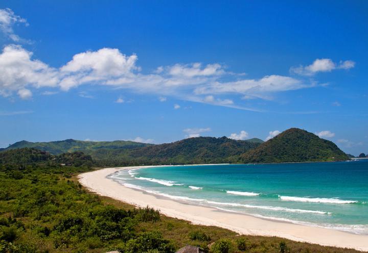 Lombok - Pantai Selong Belanak